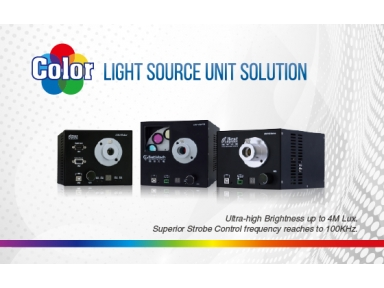 Color Light Source Unit Solution