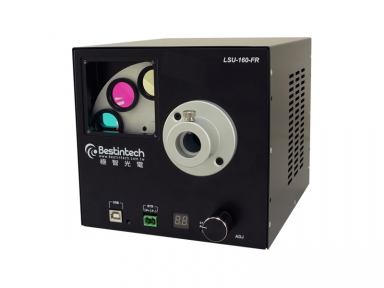 New Products Released ! High Power Light Source Unit_LSU-160FR
