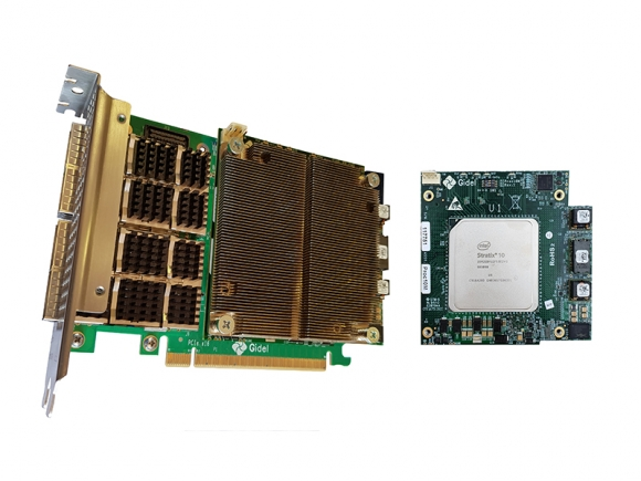 New FPGA-Module and PCIe Board Outperforming GPUs in AI and Vector Processing